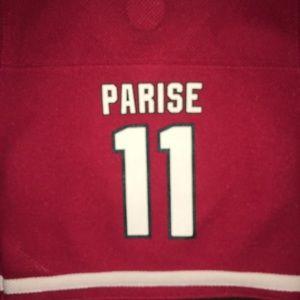 NHL Shirts & Tops - Zach Parise MN Wild Kids NHL jersey